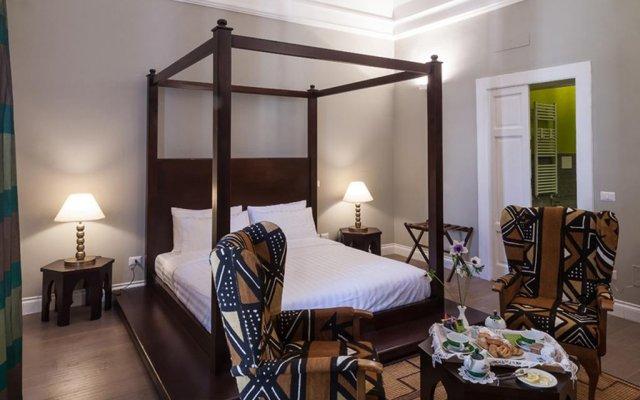 Отель B&B Vittorio Emanuele Бари комната для гостей