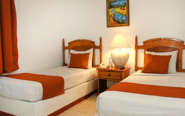 Hotel Central Parador комната для гостей