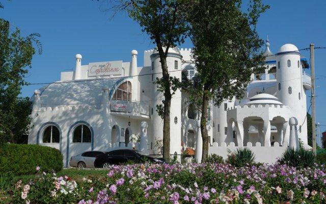 Гостиница Villa Casablanca вид на фасад