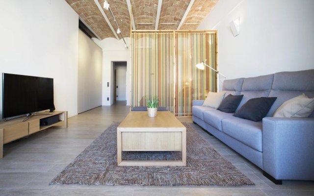 Отель Barcelona InLoft Барселона комната для гостей