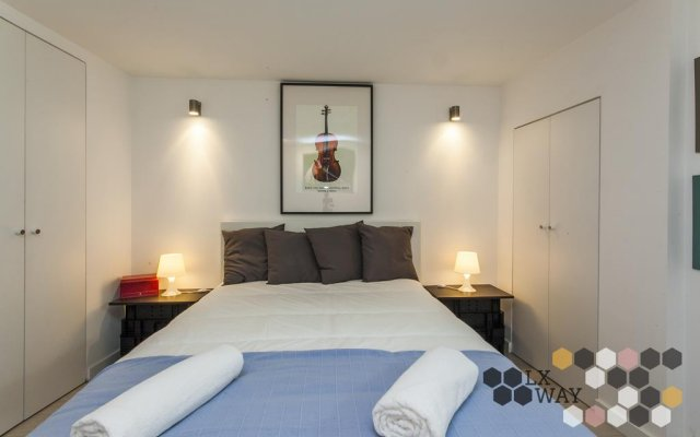 Апартаменты LxWay Apartments Casa da Musica комната для гостей