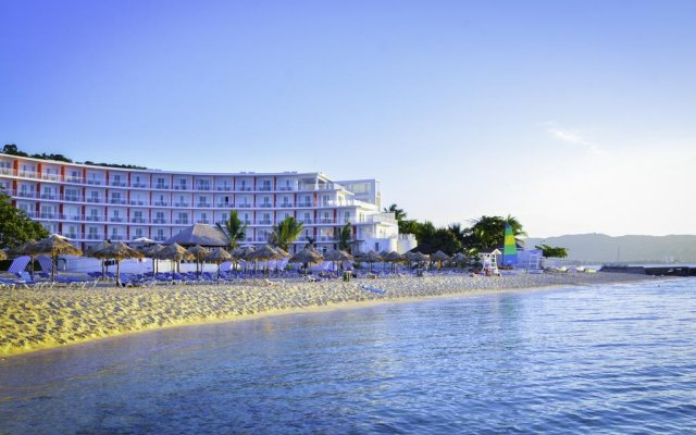 Royal Decameron Cornwall Beach In Montego Bay Jamaica From