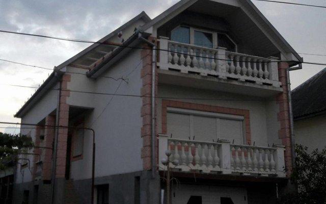Гостиница Natalia Vendeghaz вид на фасад