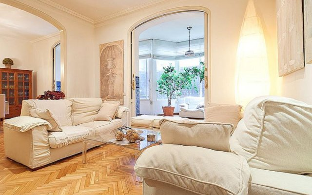 Отель Bcn Eixample Барселона комната для гостей