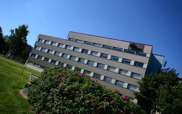 Academic Hostel вид на фасад