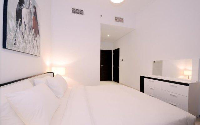 Отель DHH - Cayan Tower комната для гостей