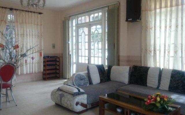 Отель Thach Thao Villa Далат комната для гостей