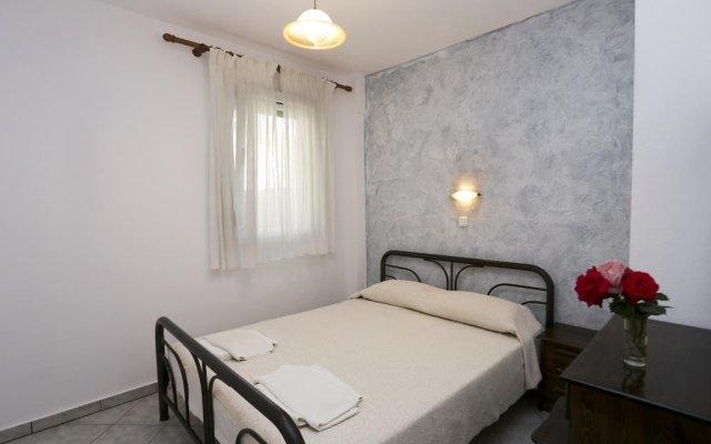 Отель Mythos Bungalows комната для гостей