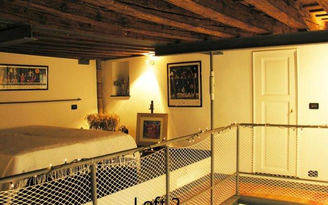 Отель Loft in San Lorenzo Генуя комната для гостей