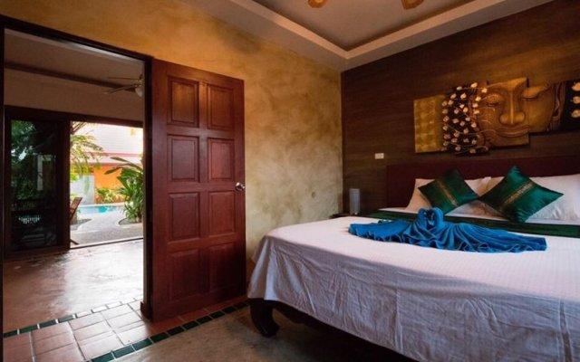 Отель Royal Chang of Siam Boutique Resort комната для гостей