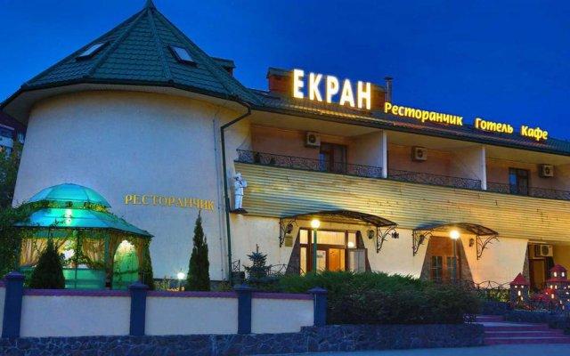 Ekran Hotel вид на фасад
