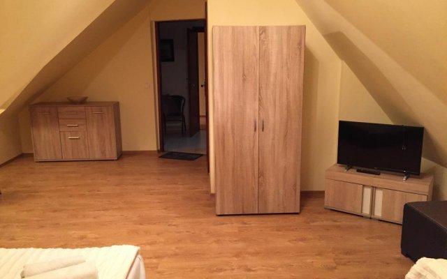 Отель Willa Magnus Косцелиско комната для гостей