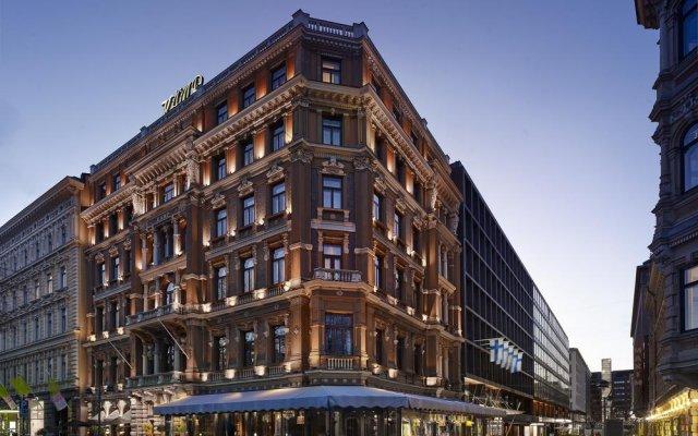 Отель Kämp Финляндия, Хельсинки - - забронировать отель Kämp, цены и фото номеров вид на фасад