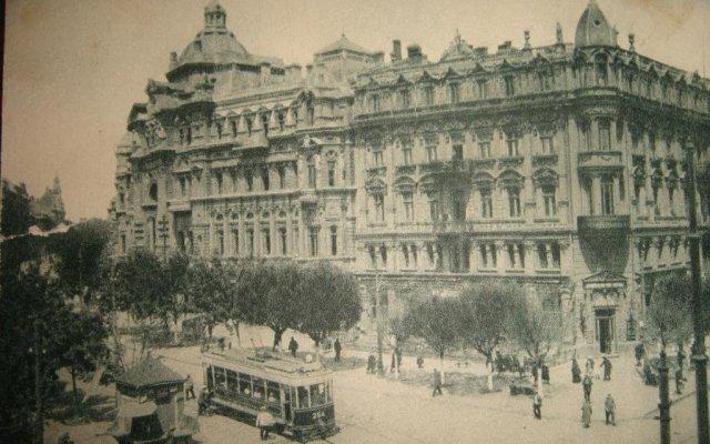 Апартаменты Премиум Апартаменты Одесса вид на фасад