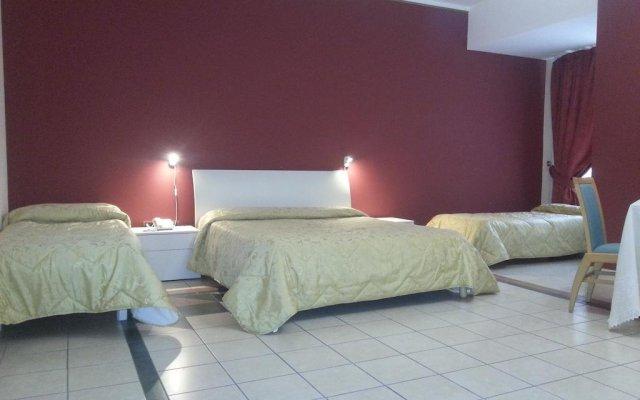 Hotel Ristorante Europa Солофра комната для гостей