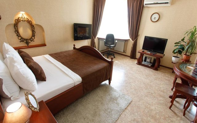 Гостиница Studio - De lux Украина, Сумы - отзывы, цены и фото номеров - забронировать гостиницу Studio - De lux онлайн комната для гостей