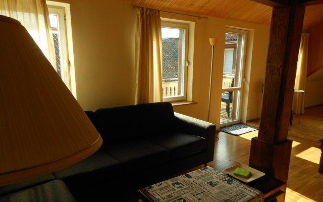 Отель Daukanto Apartments Литва, Вильнюс - отзывы, цены и фото номеров - забронировать отель Daukanto Apartments онлайн комната для гостей