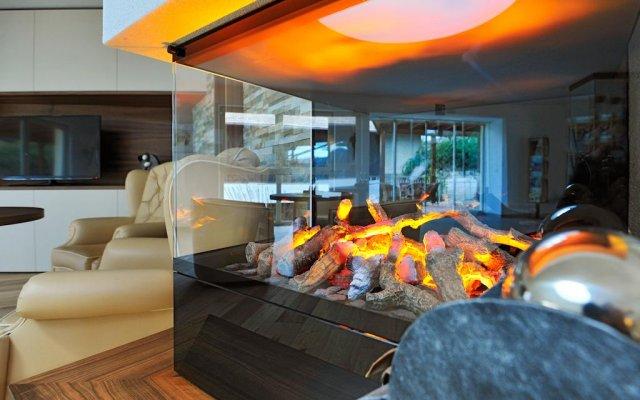 Отель Landsitz Stroblhof Тироло комната для гостей