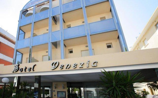 Hotel Venezia вид на фасад