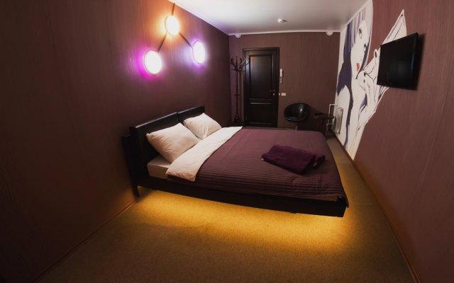 Гостиница Euphoria комната для гостей