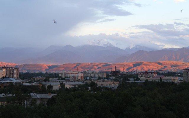 Отель Bishkek Guest House Кыргызстан, Бишкек - отзывы, цены и фото номеров - забронировать отель Bishkek Guest House онлайн балкон