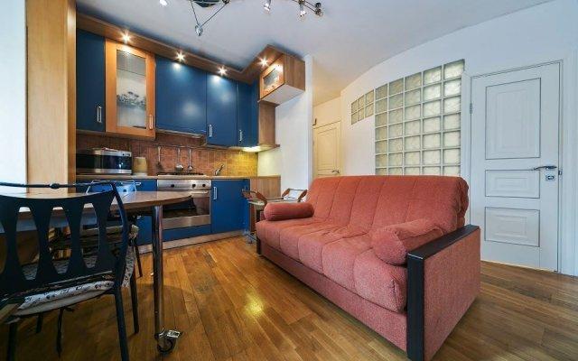 Апартаменты Central Apartments комната для гостей