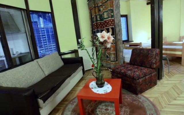 Отель Guesthouse Ferit Сербия, Белград - отзывы, цены и фото номеров - забронировать отель Guesthouse Ferit онлайн комната для гостей