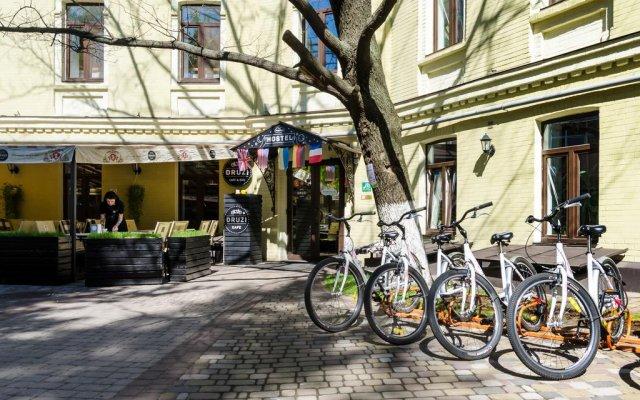 Гостиница Dream House Hostel Украина, Киев - - забронировать гостиницу Dream House Hostel, цены и фото номеров спортивное сооружение