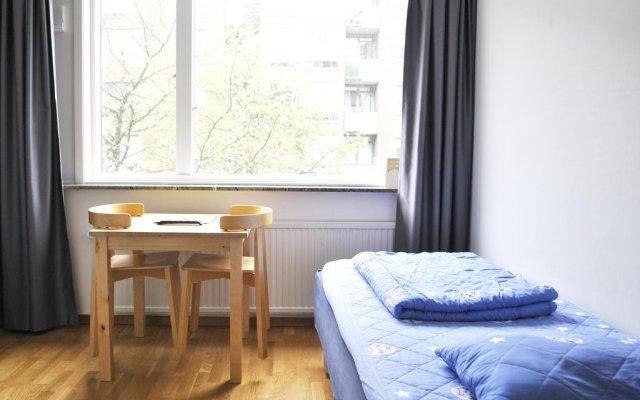 Отель STF Livin City Hostel Швеция, Эребру - отзывы, цены и фото номеров - забронировать отель STF Livin City Hostel онлайн комната для гостей