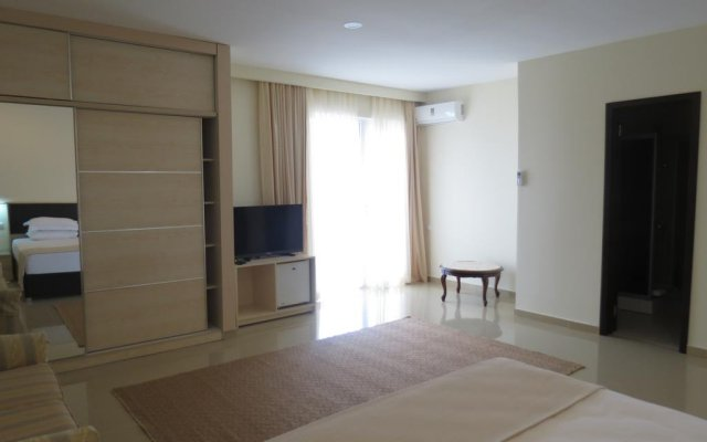 Отель Kobuleti beach club