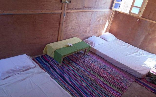 Отель Buddha Camp комната для гостей