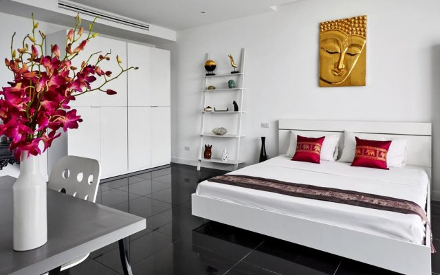 Отель Villa Blanche Таиланд, Самуи - отзывы, цены и фото номеров - забронировать отель Villa Blanche онлайн комната для гостей