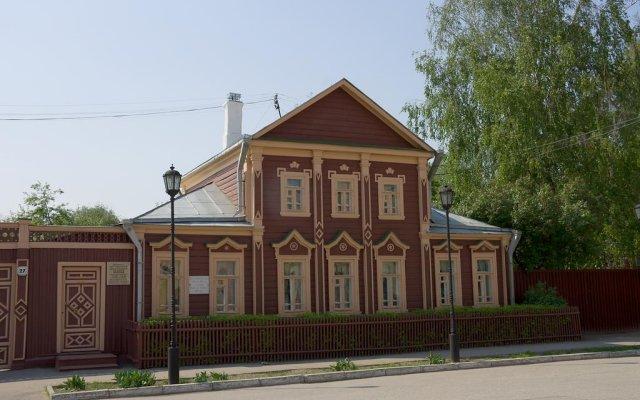 Отель Рязань вид на фасад