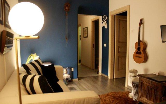Отель B&B Casa Campanelle charme&design Пинцоло комната для гостей