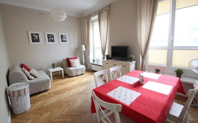 Отель Nowy Świat for 1-5 people комната для гостей