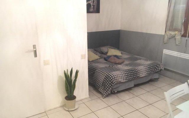 Отель Studio Purpan Франция, Тулуза - отзывы, цены и фото номеров - забронировать отель Studio Purpan онлайн комната для гостей