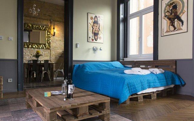 Апартаменты StayinStyle Apartments Будапешт спа