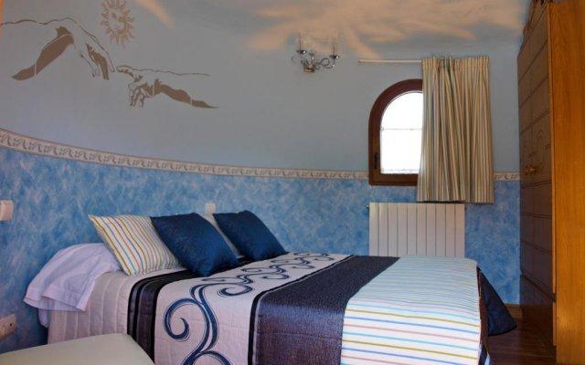 Отель Rural Posada El Solar Испания, Рибамонтан-аль-Мар - отзывы, цены и фото номеров - забронировать отель Rural Posada El Solar онлайн комната для гостей