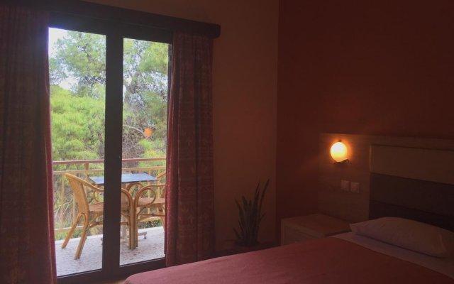 The Delfini Hotel комната для гостей