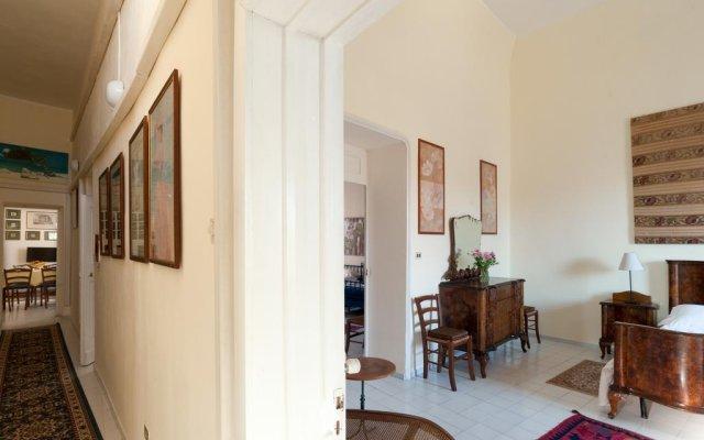 Отель Appartamento Basseo Лечче комната для гостей