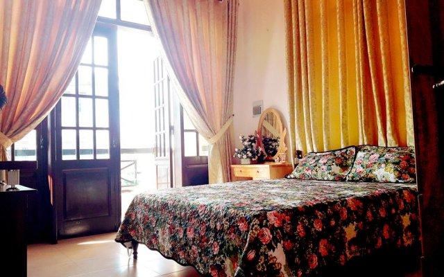 Отель Hai Lam Villa Далат комната для гостей