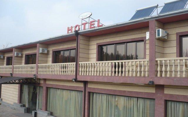 Mayisyan Kamurdj Hotel вид на фасад