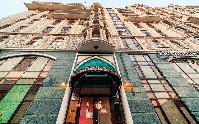 Гостиница Shakh-name вид на фасад