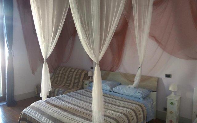 Отель B&B Teocle Джардини Наксос комната для гостей