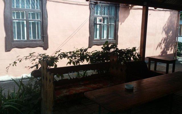 Гостиница Пансион Песчанка вид на фасад