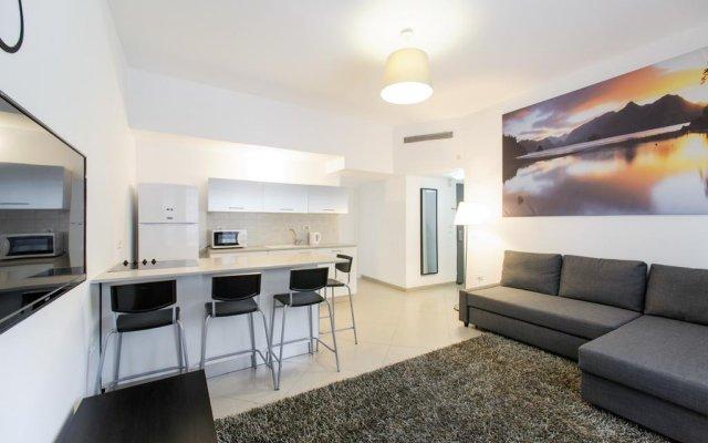 Star Apartments - Dizengoff Square Израиль, Тель-Авив - отзывы, цены и фото номеров - забронировать отель Star Apartments - Dizengoff Square онлайн комната для гостей