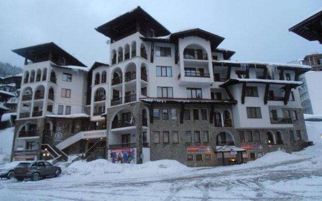Апартаменты Monastery 3 Apartments TMF вид на фасад
