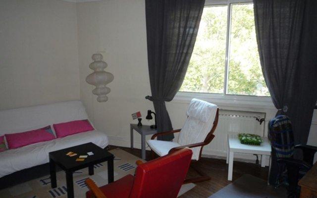 Отель Appartement Matabiau Франция, Тулуза - отзывы, цены и фото номеров - забронировать отель Appartement Matabiau онлайн комната для гостей