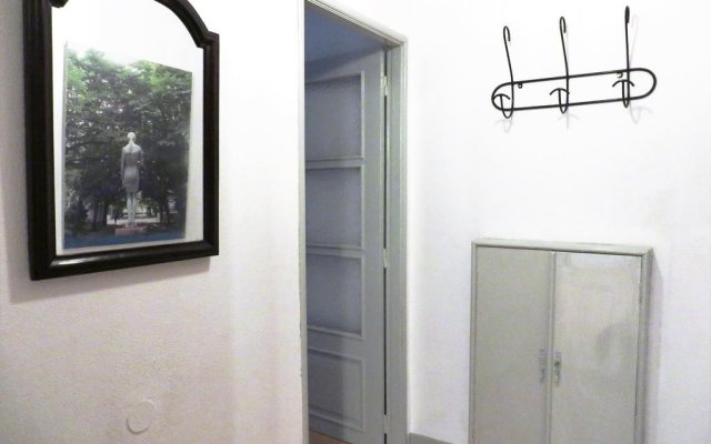 Отель Double Room Oporto Campo Lindo вид на фасад