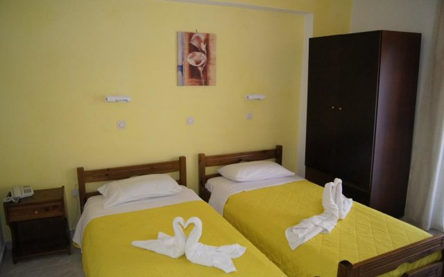 Lisa Hotel комната для гостей